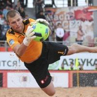 В гостях: Иван Островский, голкипер пляжного футбольного клуба