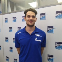 В гостях: Антуан Бризар, связующий волейбольного